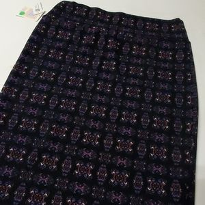 2 for $20 3X Cassie LuLaRoe pencil skirt NWT